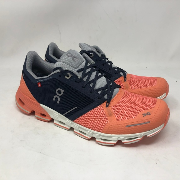 ON SHOES Shoes - ON Women's Cloudflyer Salmon/ Ink 00011.99996
